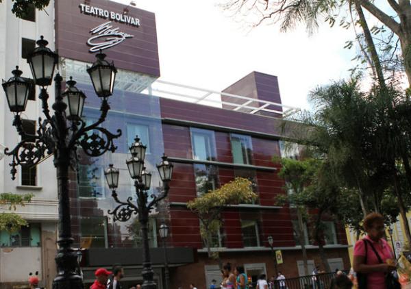 Resultado de imagen para teatro bolivar