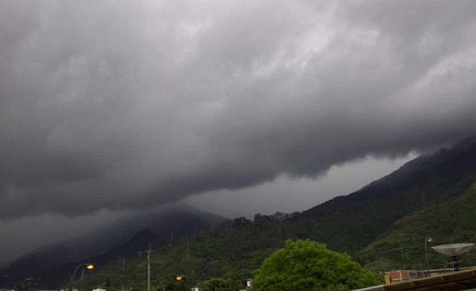 Inameh pronostica un sábado con lloviznas dispersas sobre el Zulia