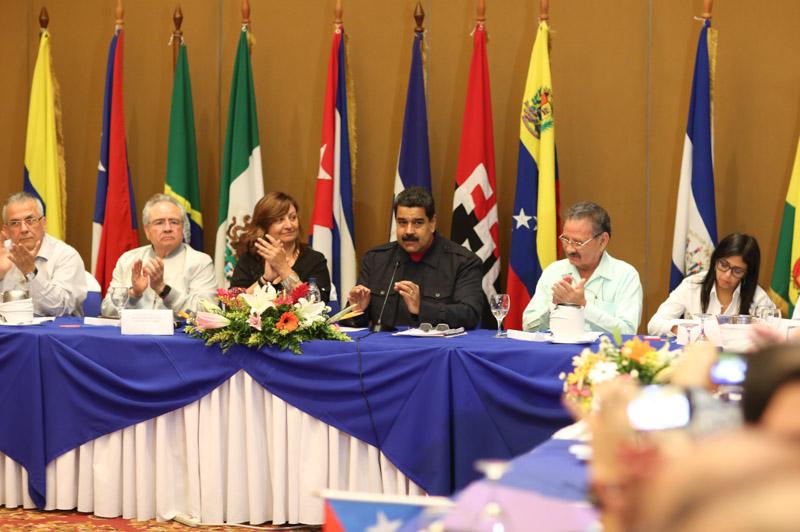 Prensa Presidencial/ Efrain González