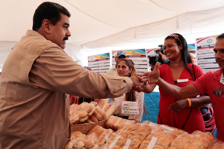 Nicolás Maduro manda mensaje en inglés a Trump
