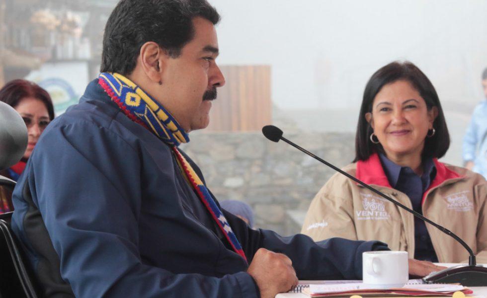Presidente Maduro aprobó recursos para impulsar Movimiento por la Paz y la Vida