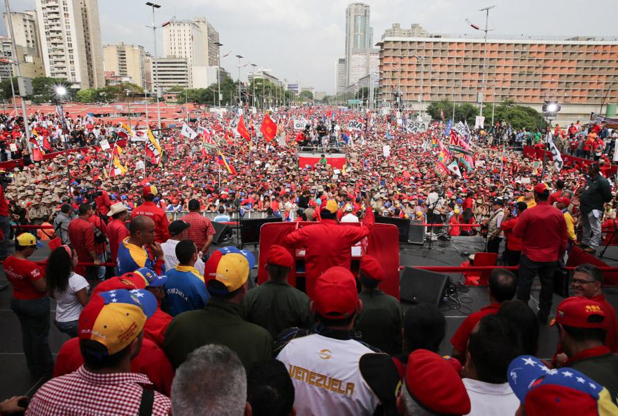 VENEZUELA: Maduro: Terrorista identificó a Richard Blanco como su jefe y financista
