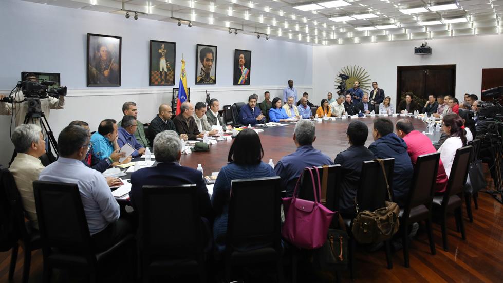 Maduro optó por la Constituyente ante el agotamiento del diálogo — Hermann Escarrá
