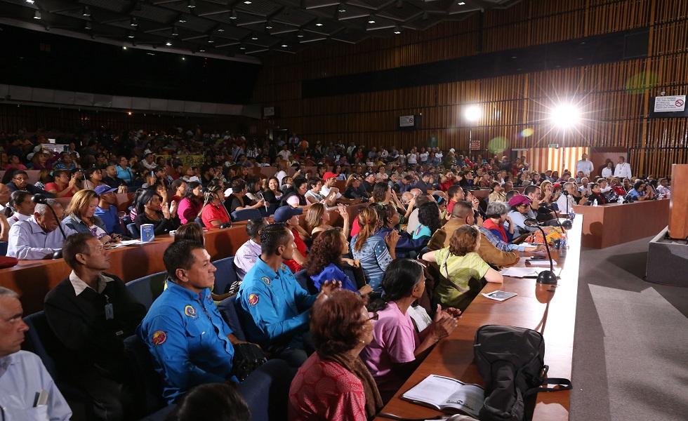 Presidente Maduro: Constituyente será el gran centro de la vida política