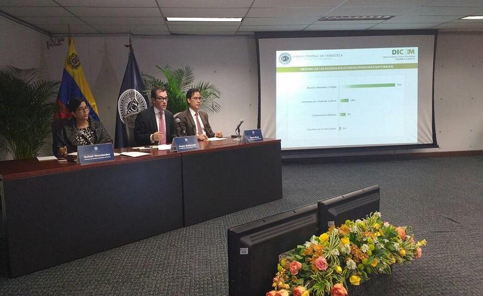 Nuevo Dicom adjudicó en su primera convocatoria 24,1 millones de dólares