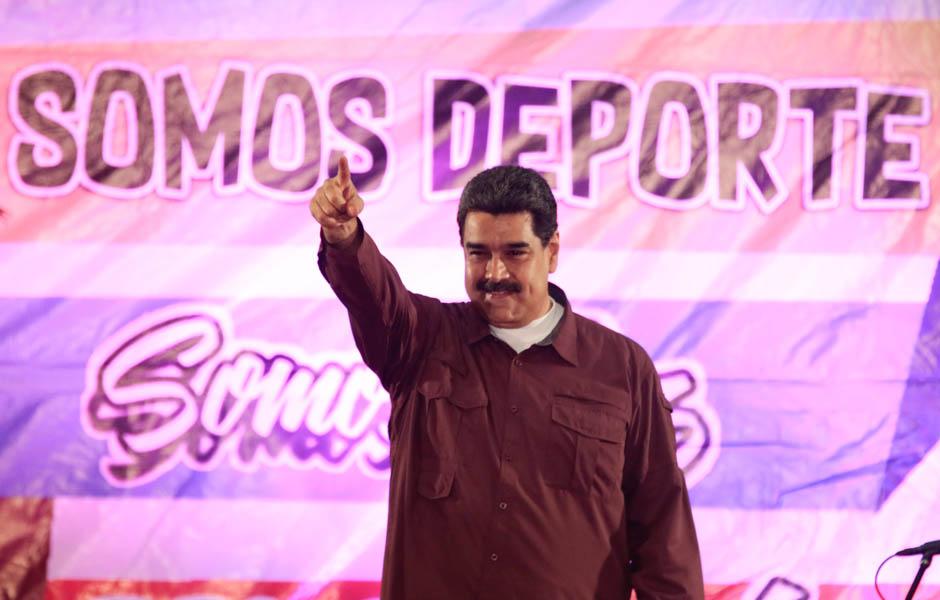 Resultado de imagen de Presidente Maduro: Nuestros muchachos Vinotinto Sub-20