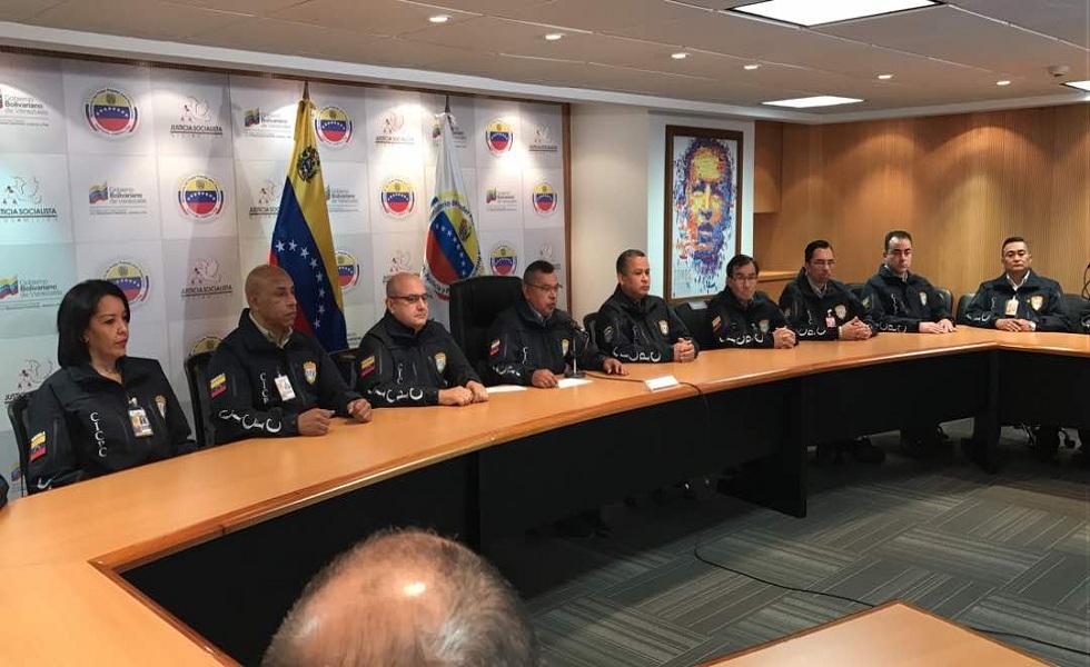 Venezuela busca a agente por ataque a la Suprema Corte