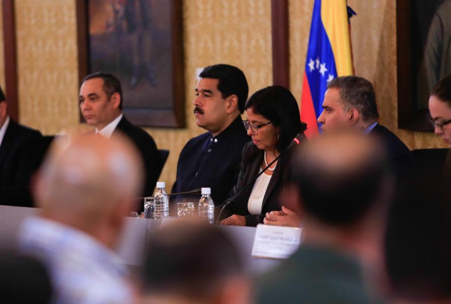 En el MP hay déficit de impunidad y justicia — Delcy Rodríguez