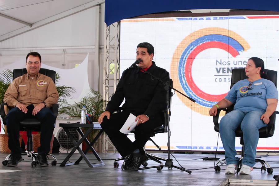 Colabora México en sanción a venezolanos