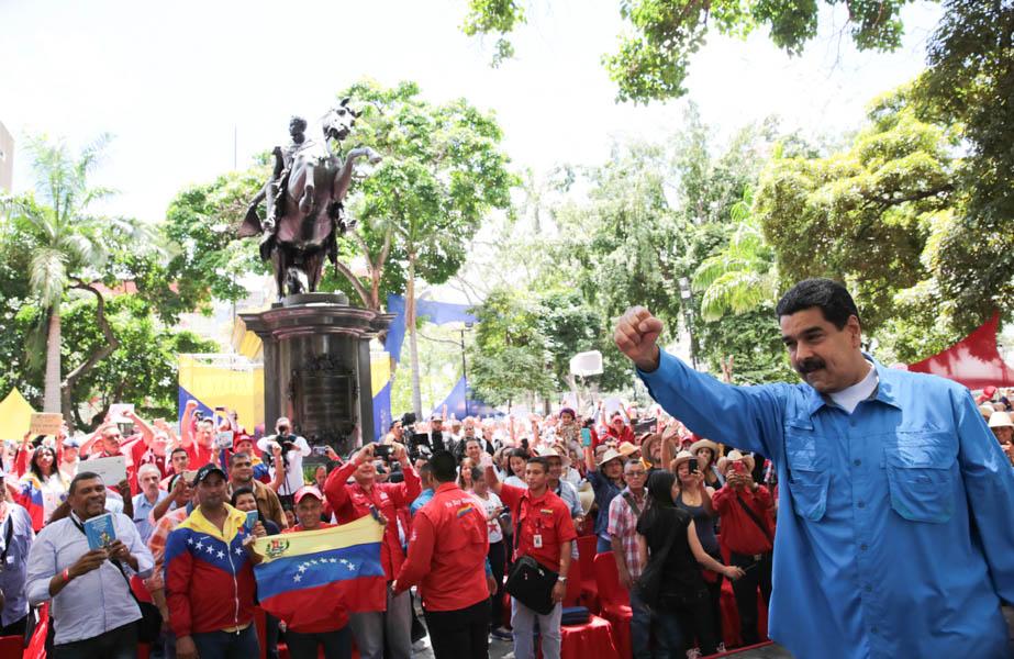 Gobierno colombiano rechazó ataque a la Asamblea Nacional — VENEZUELA