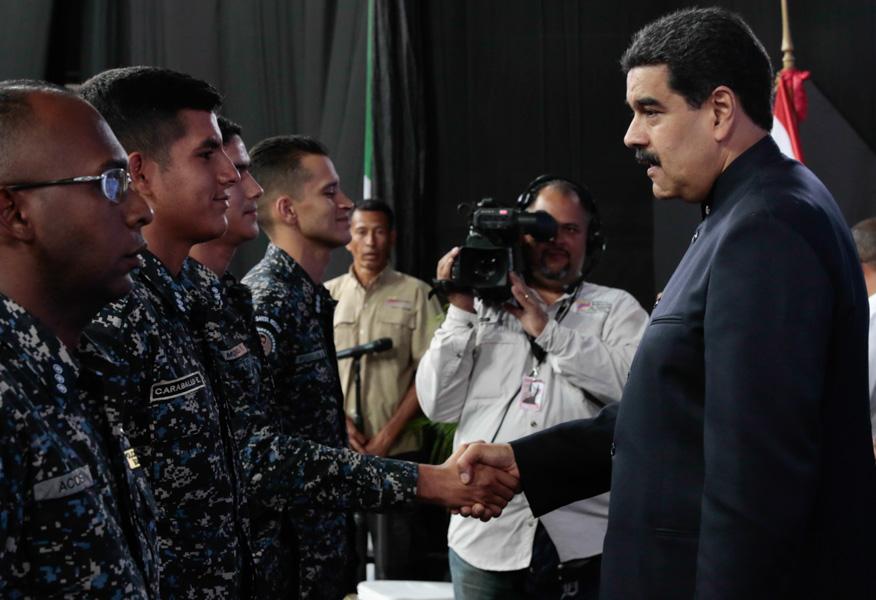 Con la Constituyente llegará la paz — Presidente Maduro