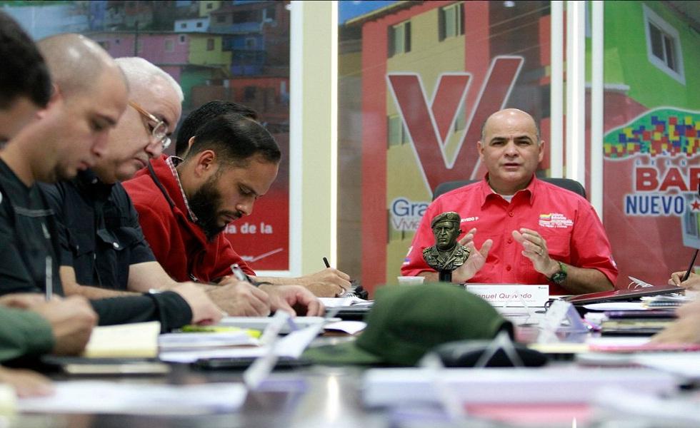 Ministro Quevedo: GMVV lleva más de 1.650.000 viviendas