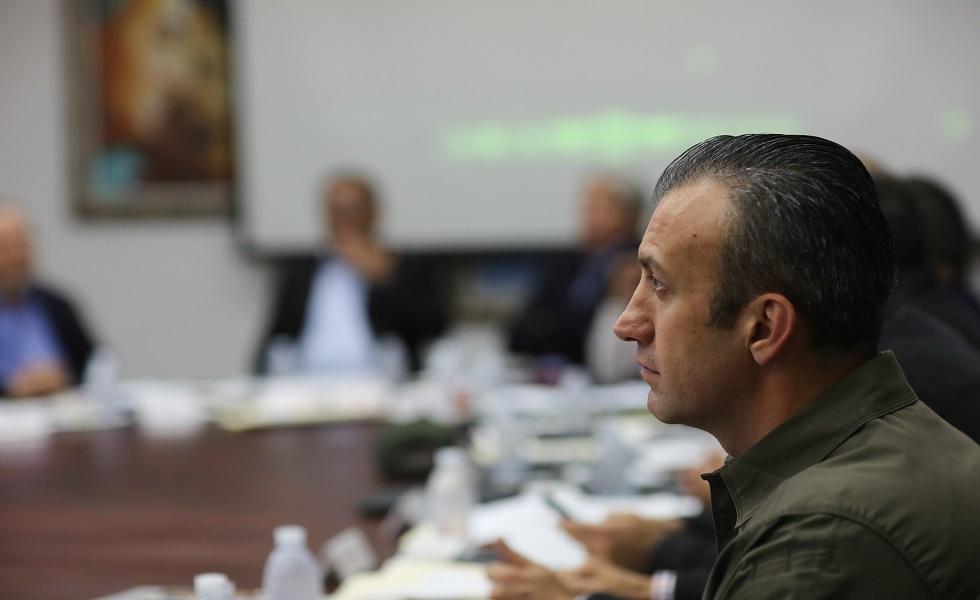 El Aissami: Venezuela envía un mensaje democrático a quienes buscan intervención