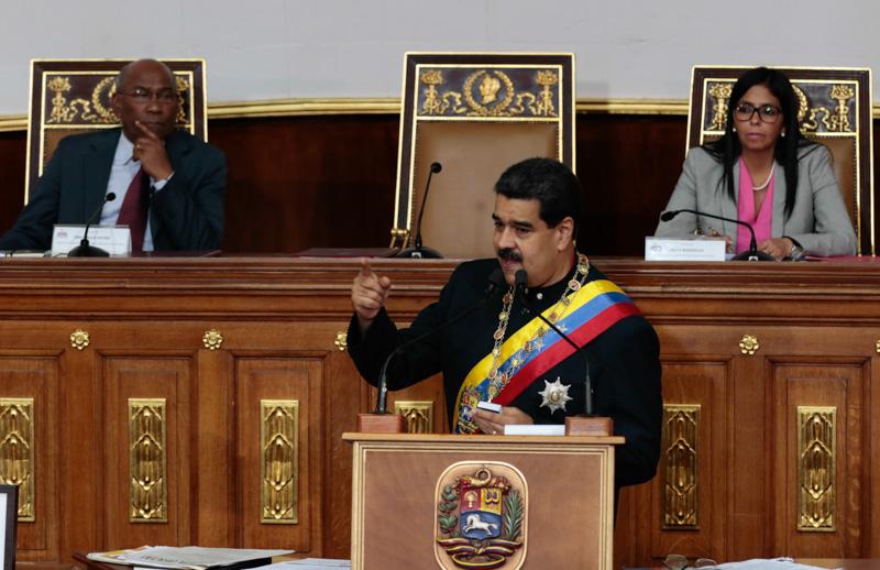 En Lima están reunidos cancilleres en una conjura contra Venezuela — Arreaza