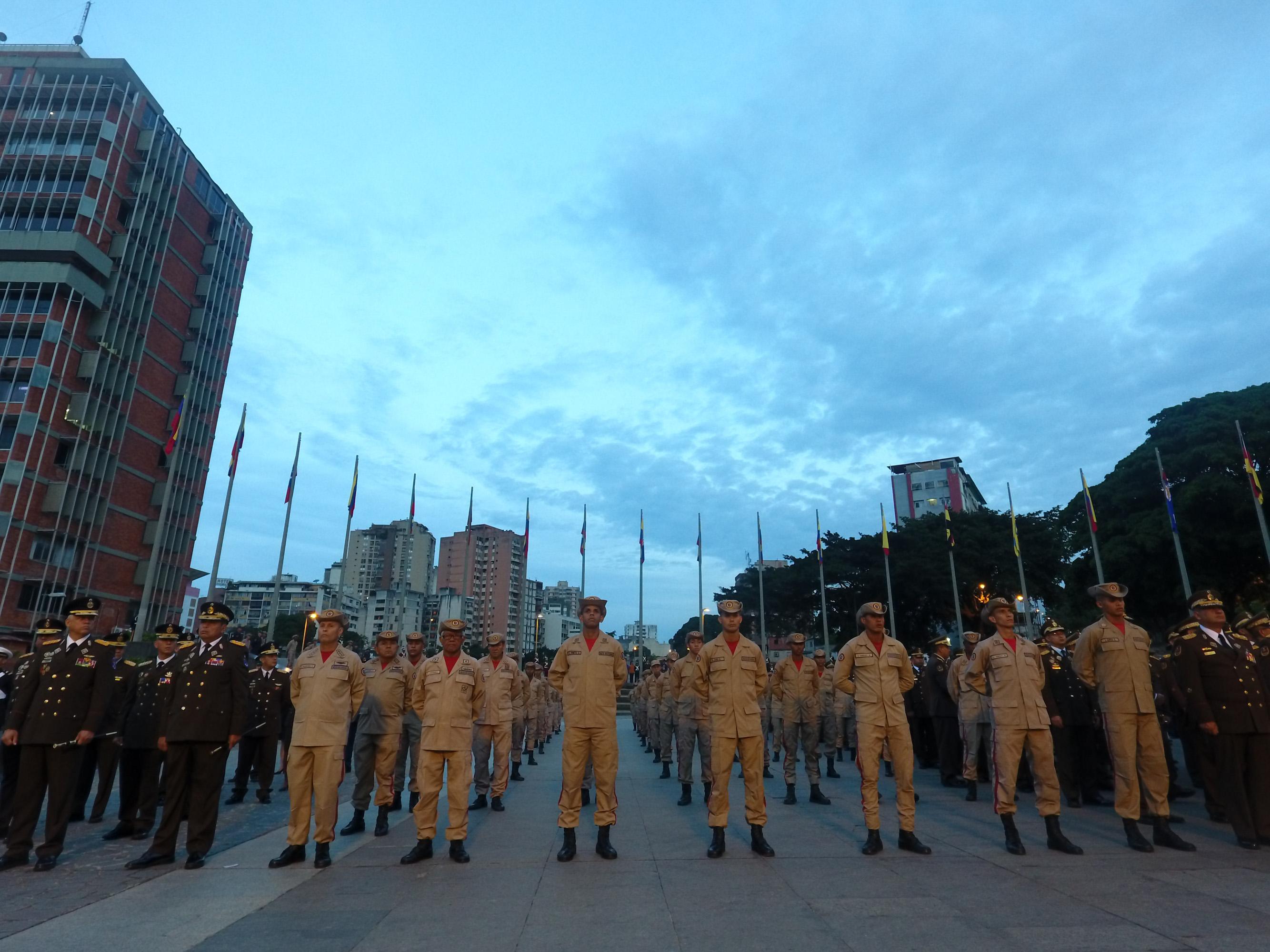 Presidente Maduro: Tricolor patrio es símbolo histórico de lucha soberana y antiimperialista
