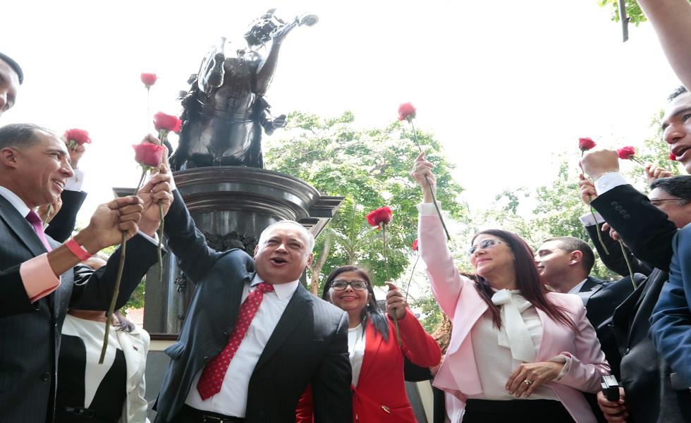 VENEZUELA: Cabello: La inmunidad parlamentaria no es para violar la ley
