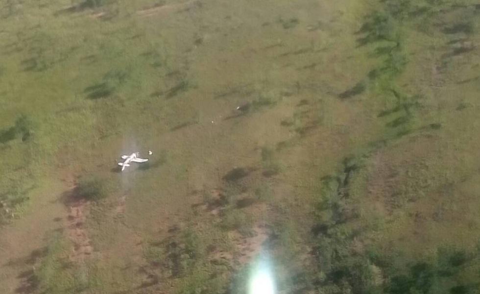 Un muerto y cuatro heridos tras precipitarse una aeronave en Ciudad Bolívar