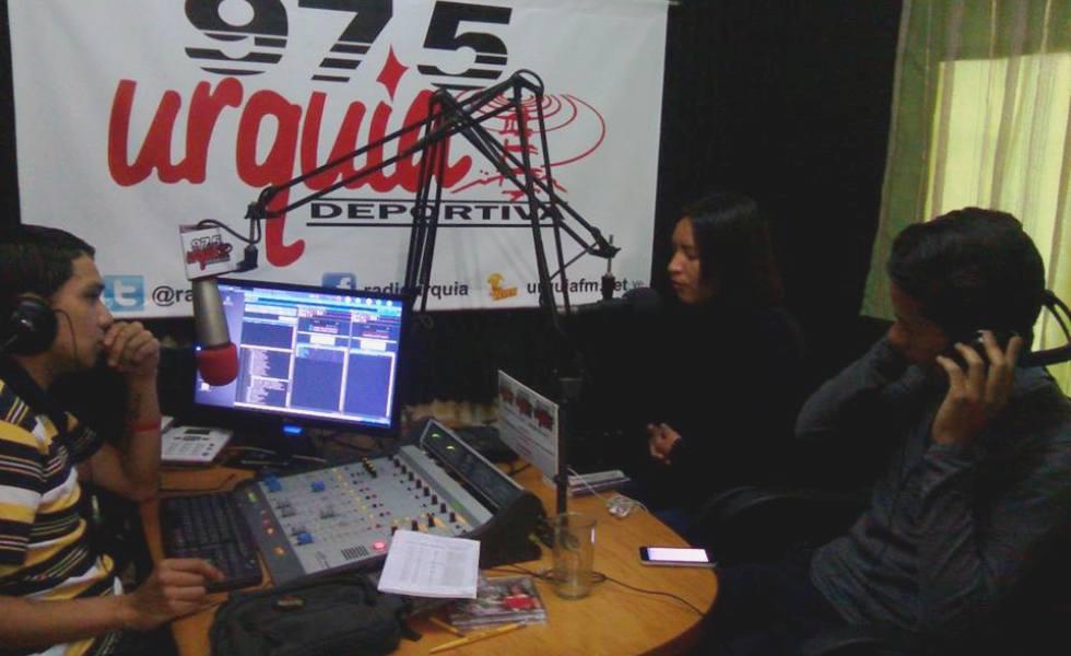Urquía FM, emisora comunitaria de los Altos Mirandinos, cumple 11 años al aire