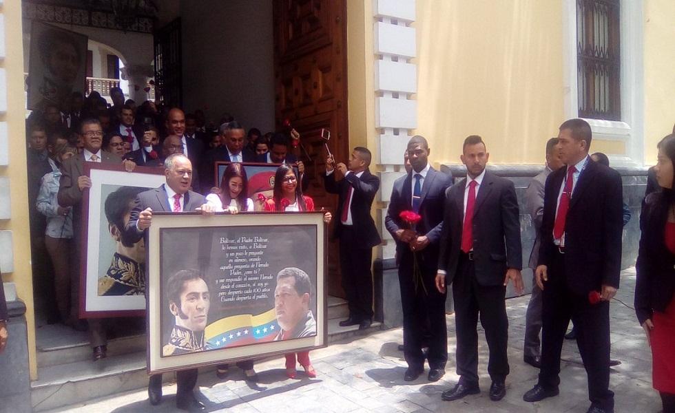 Delcy Rodríguez asumirá como presidenta de la Constituyente en Venezuela