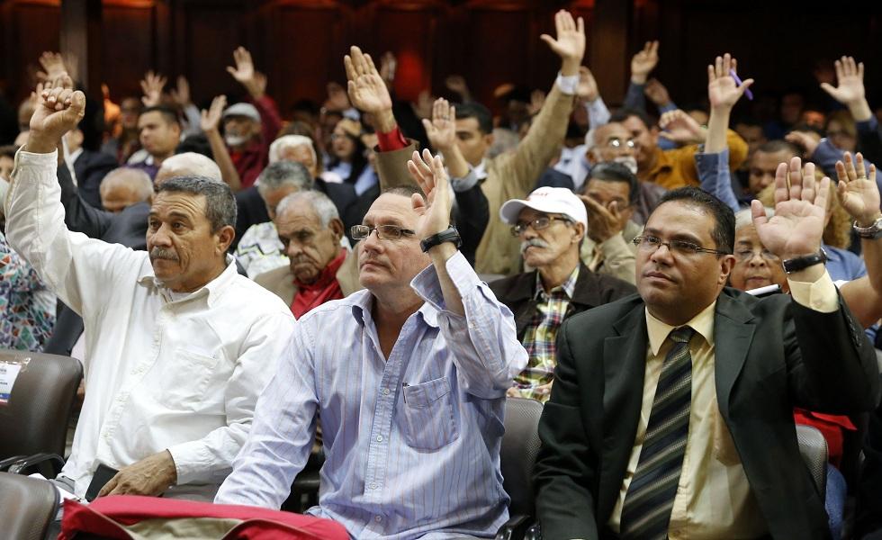 Redacción de Constitución venezolana inicia la semana entrante