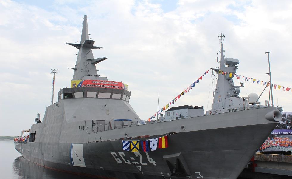buque de vigilancia