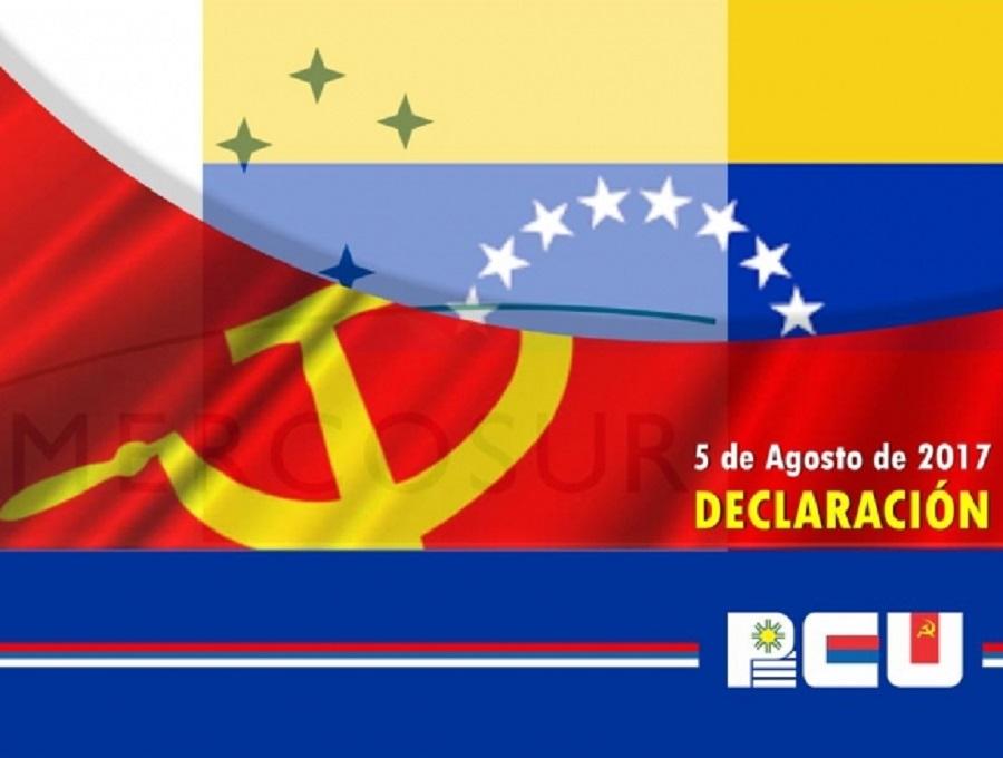 Partido Comunista Uruguayo