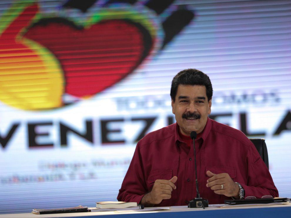 El mundo está esperando que Venezuela abra el canal humanitaro — Borges