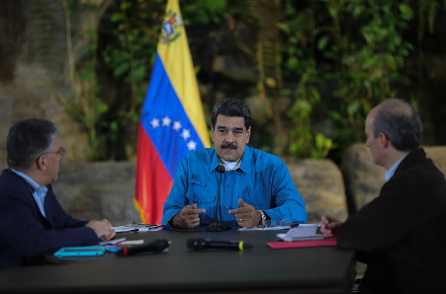 Maduro llegó a Kazajistán para afianzar lazos de cooperación económica — VENEZUELA