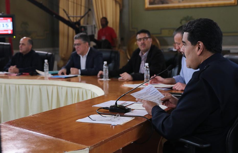 Morales denuncia intervención golpista de Trump contra Venezuela