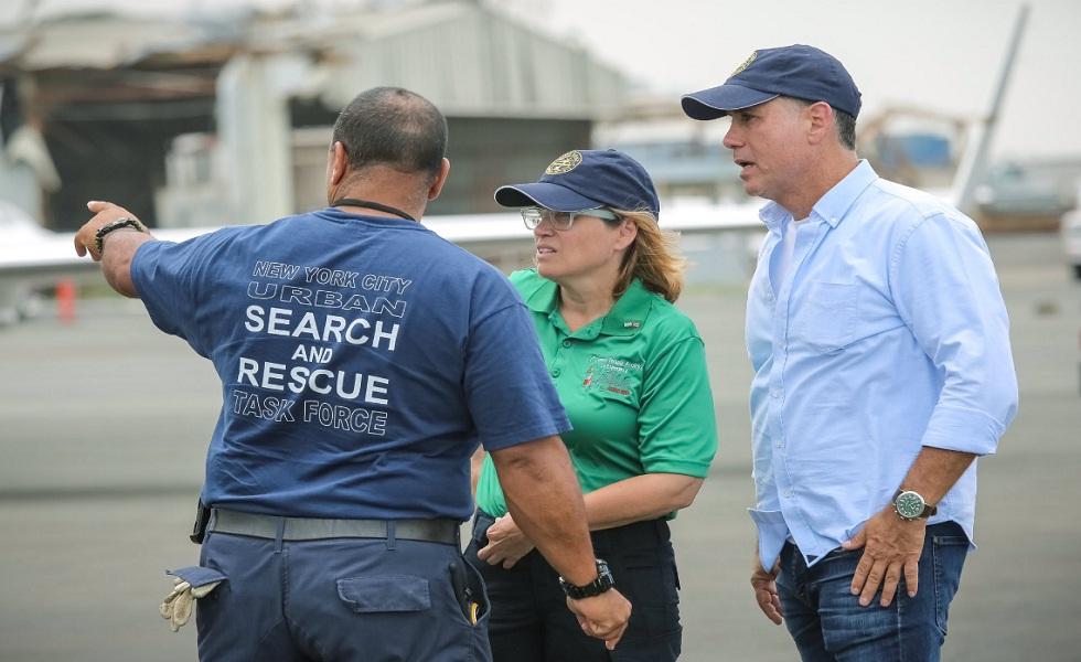Retira EU restricciones legales para que Puerto Rico reciba ayuda humanitaria