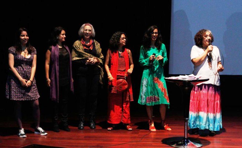 Colectivo Tinta Violeta presentó el Proyecto Amada que convoca a comunicadores y artistas a luchar contra el patriarcado