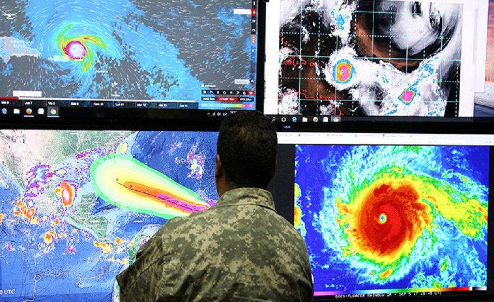 Irma roza Puerto Rico luego de destruir isla de Barbuda