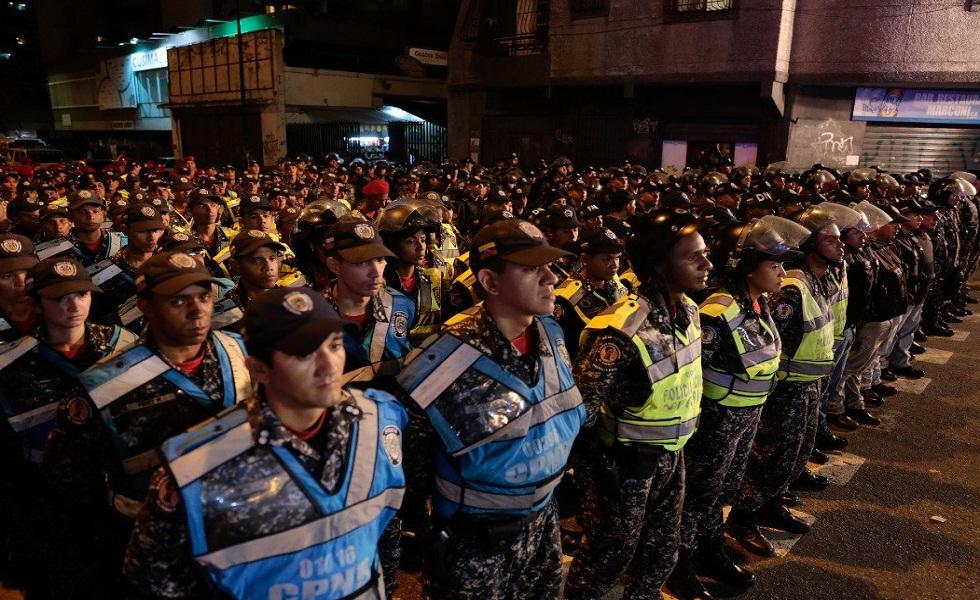 Autoridades realizaron despliegue policial en La Vega