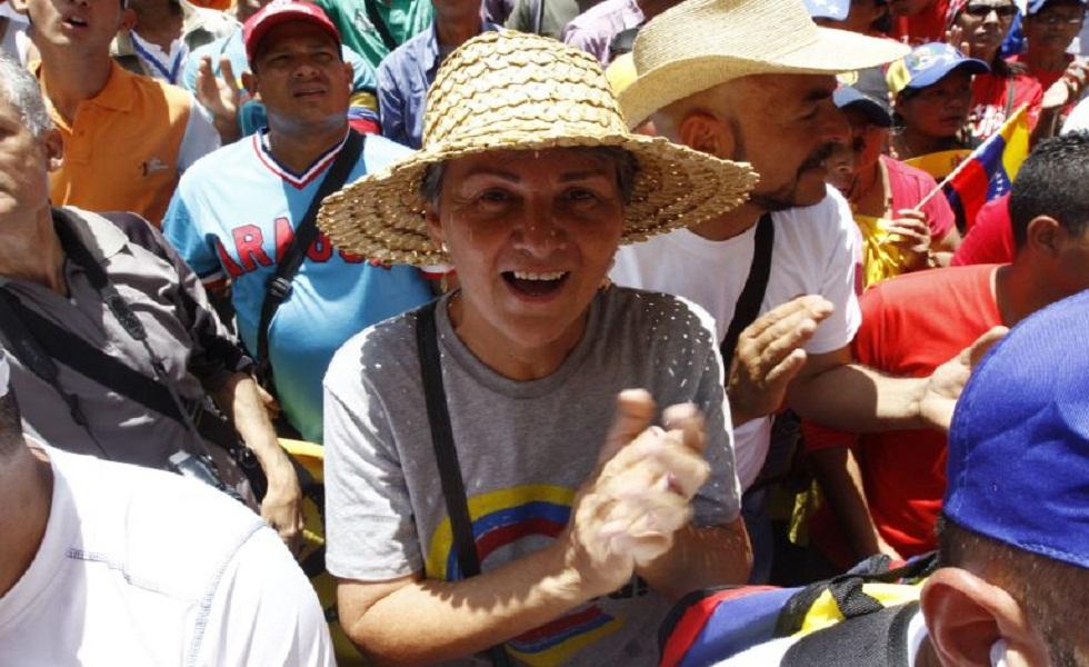 Oficialismo marchará este lunes contra promotores del injerencismo en Venezuela