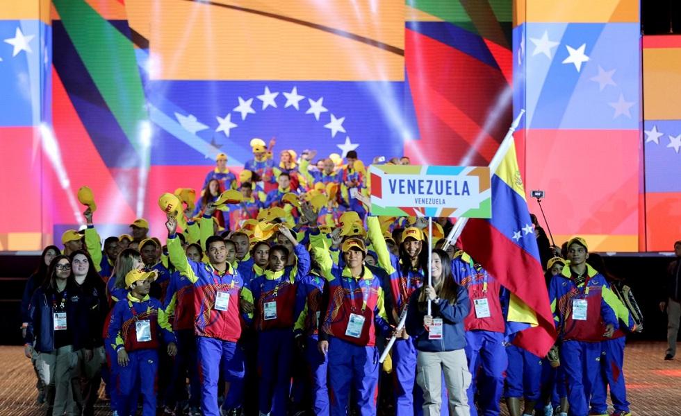 Chile, campeón de la competencia mixta y lidera el medallero en esgrima