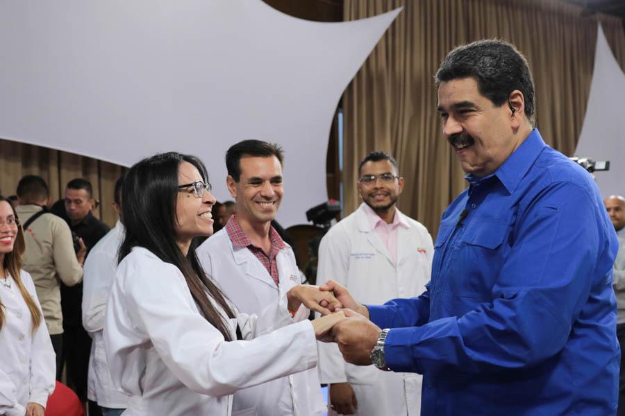 Rusia incrementará inversiones en gas y petróleo en Venezuela — Maduro