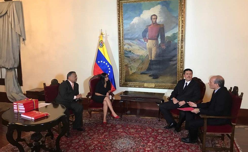 La mesa está servida para un nuevo proceso electoral en Venezuela — Rodríguez