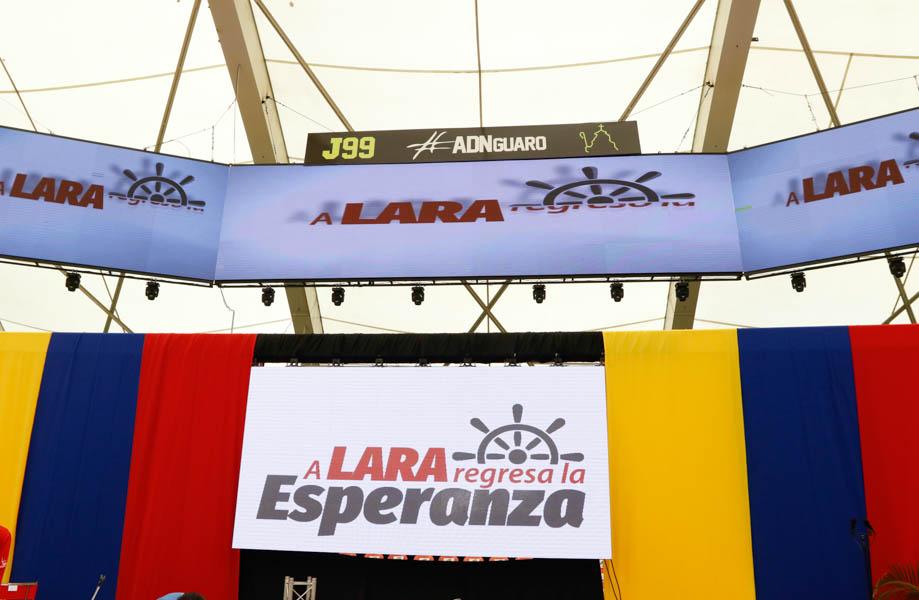 Carmen Meléndez se juramentó este viernes en Lara