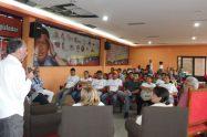 Periodistas y comunicadores de Cojedes, se reunieron para impulsar apoyar la Revolución Bolivariana