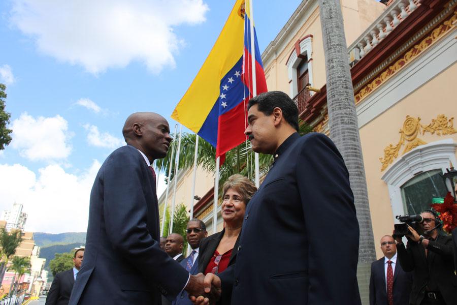 Venezuela y Haití suscriben acuerdos en energía, agricultura y financiamiento