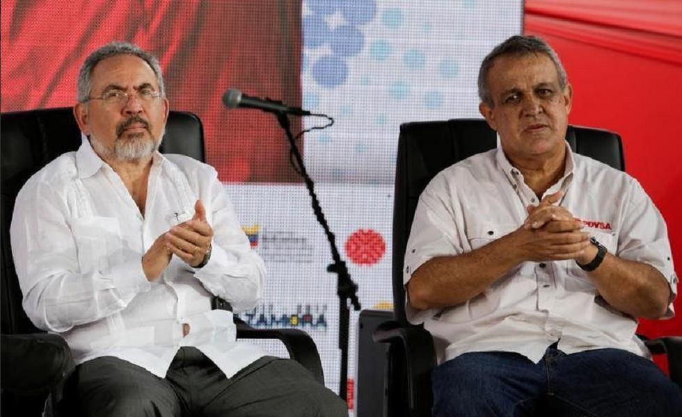 Detenidos Eulogio Del Pino y Nelson Martínez por presunta corrupción