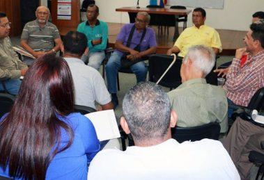 Medios comunitarios de Falcón se reunieron con la ORI