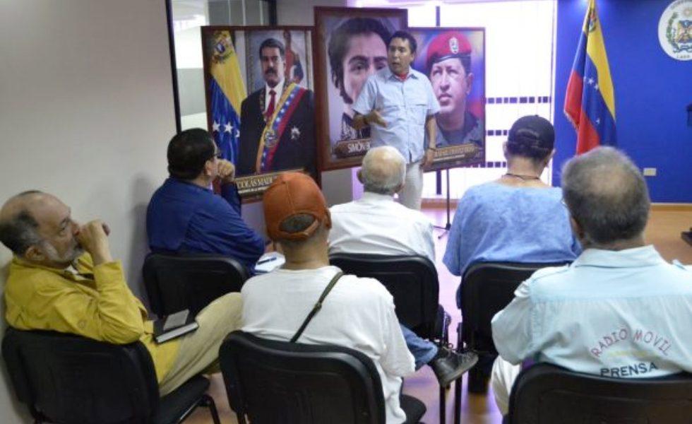 Medios comunitarios de Lara aplaudieron este encuentro con la Gobernación