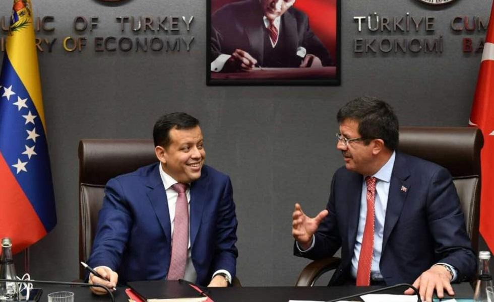 Reunión de la Comisión Turquía - Venezuela se realizará en enero