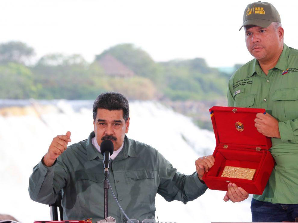 Proponemos una revolución productiva y ecológica en el Arco Minero — Maduro