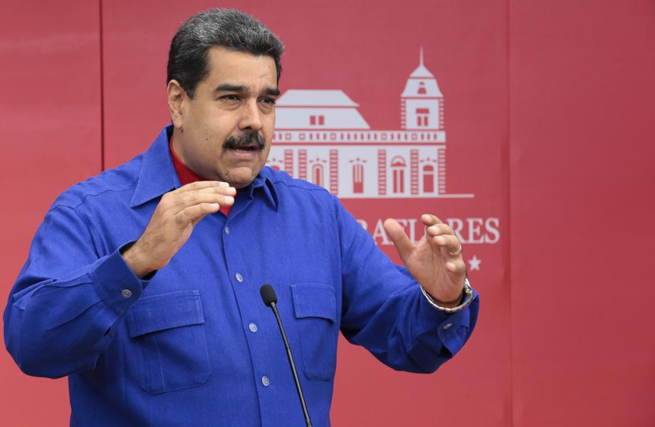 Maduro: La paz social y la estabilidad política, principales logros de 2017