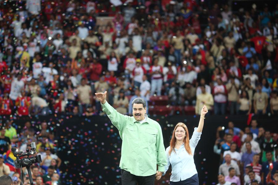 Rechaza EU elecciones en Venezuela