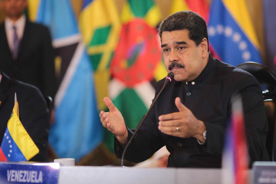 Aspiro que el diálogo tenga resultados pronto — Nicolás Maduro