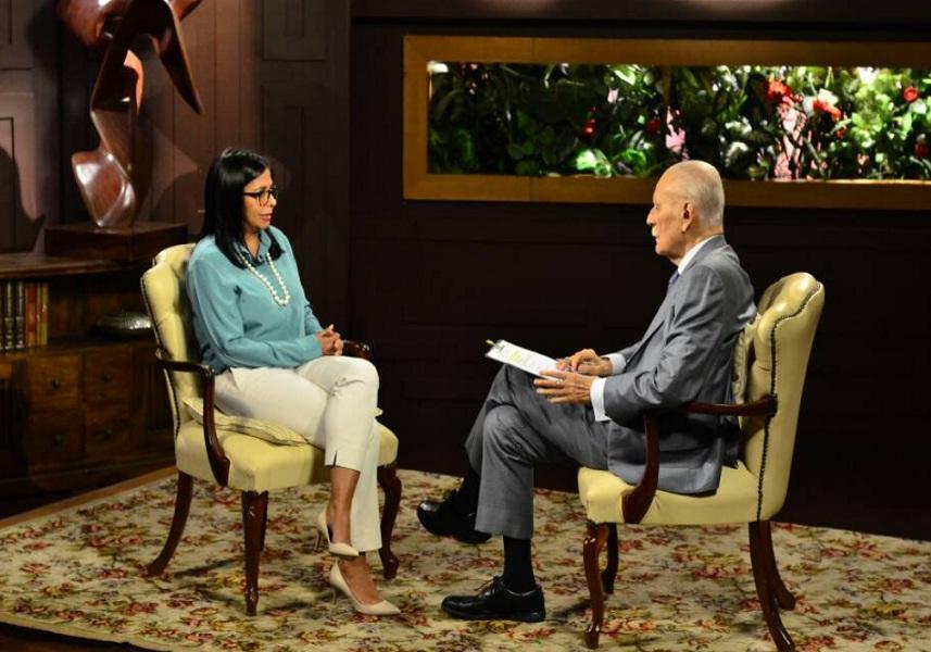 Venezuela es víctima de un linchamiento mediático internacional — Rodríguez