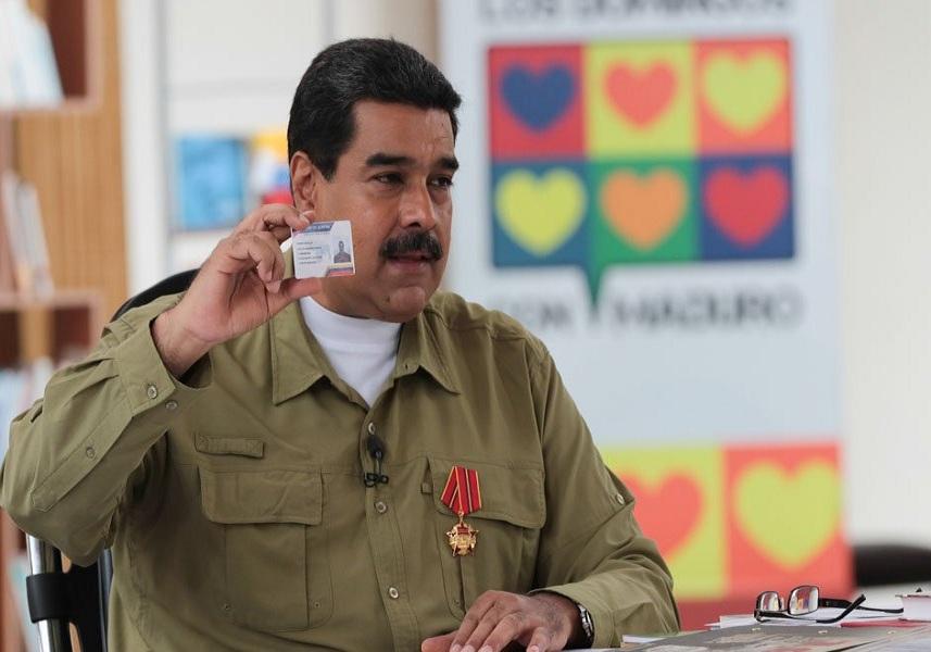 Maduro aprobó Bono de Carnavales por un monto de 700.000 bolívares
